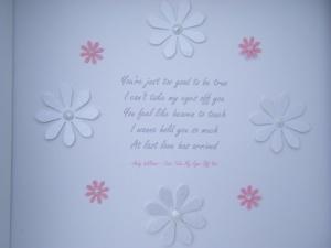 Wedding First Dance Lyrics - Daisy